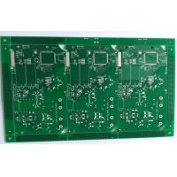 China FR4 2 Layers 1.6mm 1oz HAL Lead Free Connecter PCB For Storage Equipment wholesale