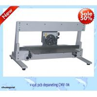 China Manual Pcb Depaneling Machine with Circular & Linear Blade CWV-1M wholesale