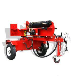 China 40T diesel log splitter wood log splitter with diesel power wholesale