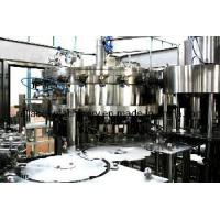 China Full Automatic Carbonated Drinks Liquid Filling Plant (CGFD) wholesale