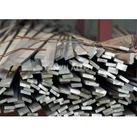 China Electric Furnace Square Rod FeCrAl Alloy Lead Out Plate Oxidized Surface wholesale