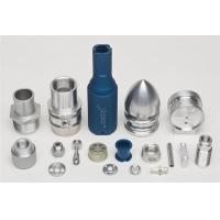 Wholesale Custom CNC Machined Prototypes , Hardness CNC Machined Plastic Parts from china suppliers