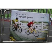 Heavy Duty Personalised 1440 Dpi PVC Vinyl Banners With Eyelets