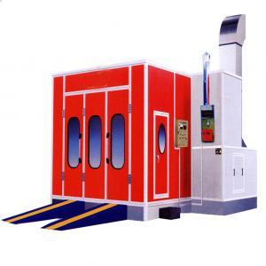 China Car Spray Bake Booth SSB90 wholesale