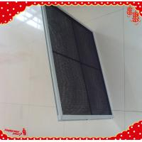 China (24x24x1 inch) 595x595x21mm Nylon mesh primary efficiency washable panel pre filters wholesale