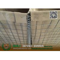 CHINA Military Gabion Barrier Factory