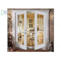 China Low Maintenance Modern Design Aluminium Swing Door With Slim Profile on sale