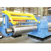 China 5-15 Strips High Speed Slitting Machine Custom Coil Width PLC Automatic Control wholesale