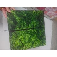China Wide Format UV Flatbed Printing For Glass / Displays Full Color wholesale