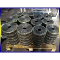 China Chocolate Baking Flat Flex Stainless Steel Wire Mesh Conveyor Belt Air Permeability wholesale