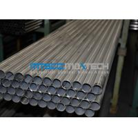 China ASTM A789 / SA789 Stainless Steel Welded Tube In Fuild Industry wholesale