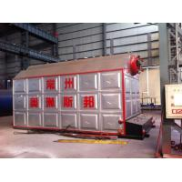 China Water heated 8 Ton Coal Fired Steam Boiler Of High Pressure 1.25Mpa - 2.45Mpa wholesale