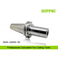 Quality CNC Cutting ER Tool Holder Thread SK40 GER20 For Finishing With Super Precisoin for sale