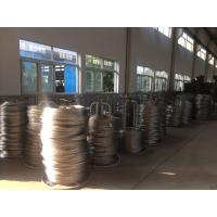 China SUS 302 304 316 Stainless Steel Annealed Wire 0.25-18mm Coil Or Special Packing on sale
