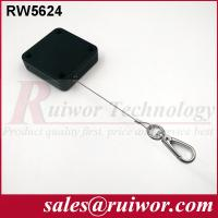 China RUIWOR RW5624 Square Multi-purpose Pull Box with Hook End Retracting forces MAX 2.5LB/ Cable length MAX 400CM wholesale