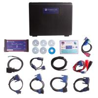 China Dearborn Protocol Adapter 5 Truck Diagnostic Tool Heavy Duty Truck Scanner for VOLVO Truck wholesale