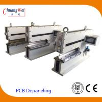 Quality Aluminum Board PCB Depanel Machine PCB Separator with Customized Blade for sale