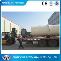 China High Capacity Rotary Drum Industrial Rotary Dryers for Animal Feed wholesale