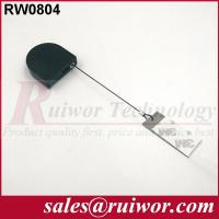 China Equipment Counterbalancing Display Security Tether With Sticky Metal Plate wholesale
