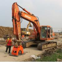 China Excavator Hydraulic Compactor / With Hydraulic Power Used In Construction Field wholesale