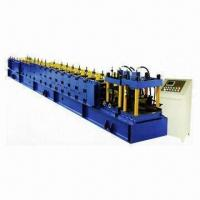 China C/Z Purlin Roll Forming Machine, High Compressive Strength wholesale
