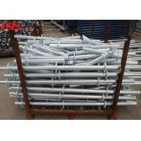 China Ringlock Quick Scaffold Systems Scaffolding Tower For Heavy Construction wholesale