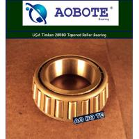 China Machine Tool Timken Taper Roller Bearings With Long Life Heavy Duty wholesale