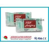 China Hypoallergenic Disinfectant Wet Wipes for Hands Wet Tissue Wipes wholesale