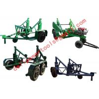 China Drum Trailer,best quality Cable Drum Trailer, Best quality cable trailer on sale