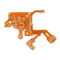 China Flexible Multilayer Printed Circuit Board W/1-12 Layer Polyimide Material Coverlay Solder Mask wholesale