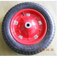 Buy cheap High Quality Rubber Wheel (PR2400) from wholesalers