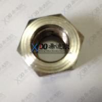 China AL-6XN China fasteners stainless steel hex nut wholesale