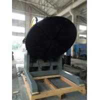 China Universal Heavy Duty Rotary Pipe Welding Positioners 10 Ton Tilting 2M Table wholesale