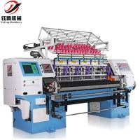Quality japanese shuttle mammut quilting machine Yuteng China for sale
