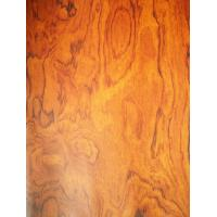 Buy cheap Burl 70GSM Wood Grain Decorative Paper from wholesalers