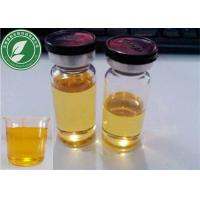 China Yellow Steroid Liquid Testosterone Enanthate For Bodybuilding CAS 472-61-5 wholesale