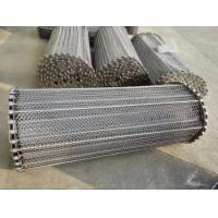 China Stainless Steel Wire Conveyor Belts Acid Proof For Meat / Tortilla Processing wholesale