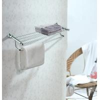 High Quality Brass Bathroom Accessory Towel Rack Mounting Hardware Towel Shelf