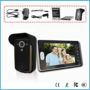 China 7 Inch Wireless Video Door Phone wholesale