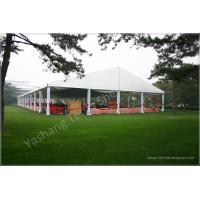 China 20 x 60 Large Outside Luxury Wedding Tents Party Canopy ISO CE Certification wholesale
