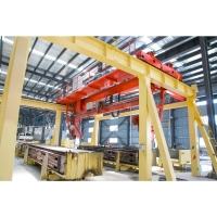China Automatic Aerated Concrete Block Making Machine - Grouping Crane-Autoclaved Aerated Concrete Production wholesale