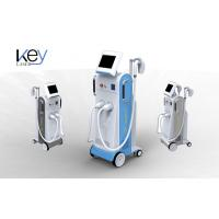 China Vertical Elight IPL RF Permanent Hair Removal System , Skin Tightening Machine wholesale