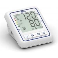 China 120 Memory 2 Users Upper Arm Blood Pressure Monitor ISO13485 on sale
