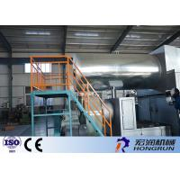 Quality Large Capacity Egg Tray Machine , Paper Pulp Making Machine for Egg Carton for sale