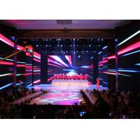 China High Brightness Super Slim Outdoor Led Video Wall Panel Water Resistance wholesale