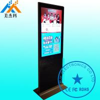 China Ultrathin Touch Screen Digital Signage Displays , 42 Inch LCD Advertising Player With Wheels wholesale