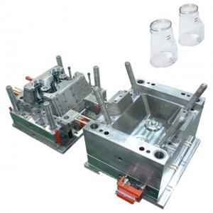 China OEM Silicone Automotive Plastic Injection Molding ISO9001 Certification wholesale