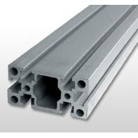 China Silver Industrial Aluminium Profile , Alloy 6061 T6 Aluminium Extrusion wholesale