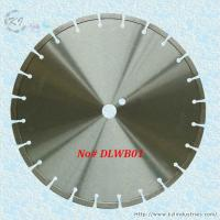 China Laser Welded Diamond Saw Blade - DLWB01 (General Purpose) wholesale