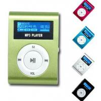 China Popular MP3 Player with Screen (WS-M3-006) on sale
